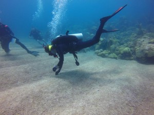weightless #SCUBA #BermudaTriangle
