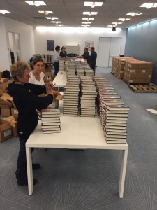 Done signing stock #DepravedHeart stay tuned for where you can get a copy soon!