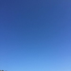 9.6.15.This is what a California sky looks like.
