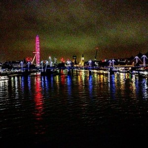 Beautiful magnificent London