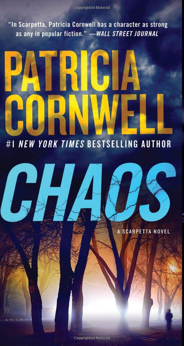 Chaos_by Patricia CornwellUS