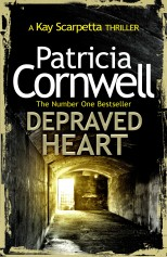 Depraved Heart UK HB Cover - Gold new version