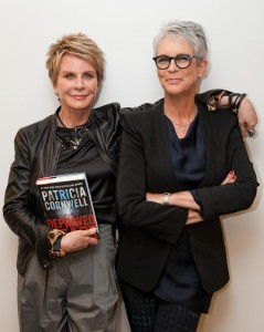 One of the best times ever! Jamie Lee Curtis Staci Gruber Michael Orland #DepravedHeart