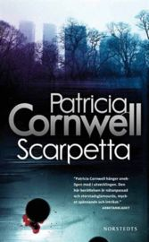 Scarpetta Swedish cover