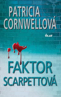 The Scarpetta Factor Slovak cover